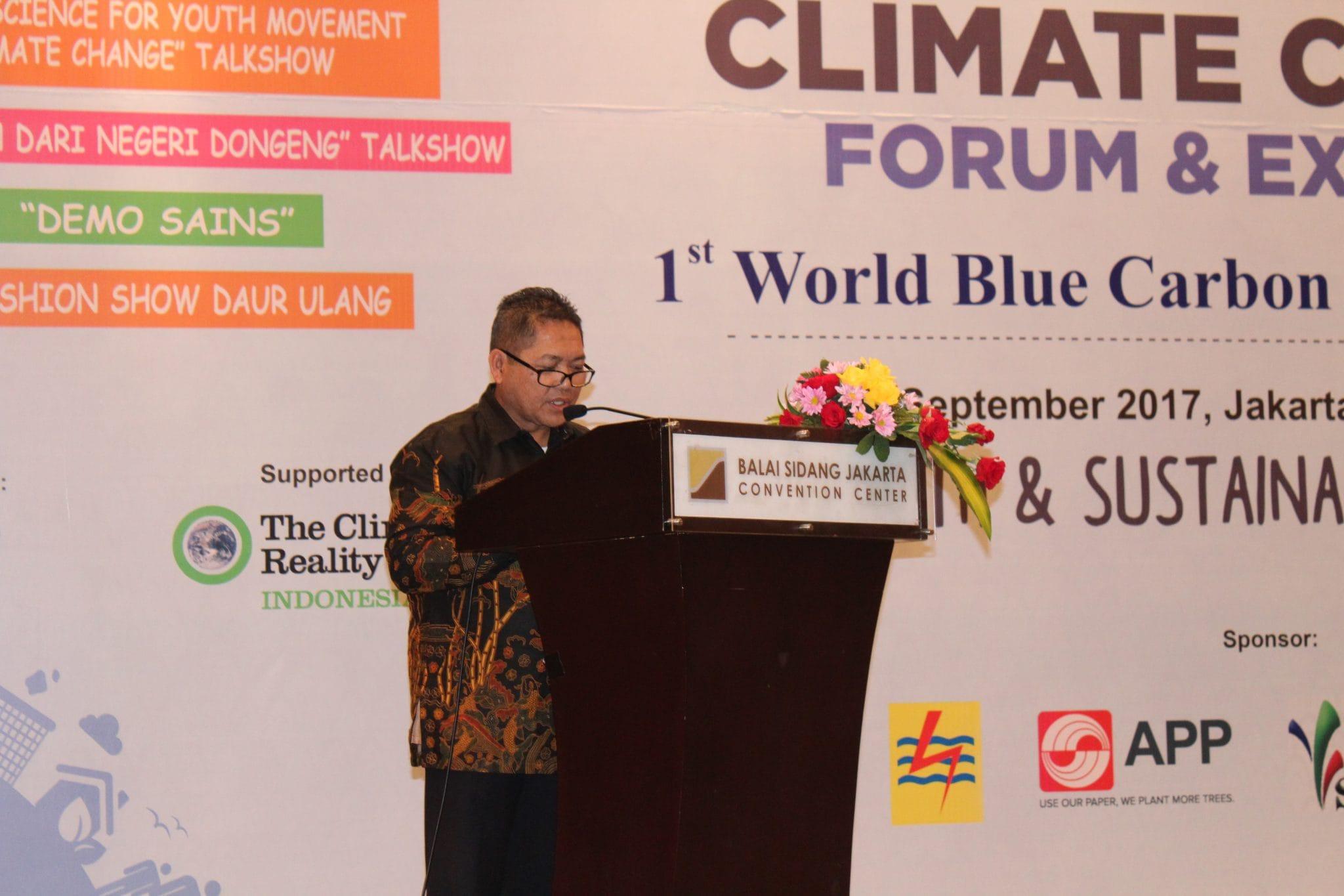 Ekosistem Pesisir Kurangi Tingkat Pemanasan Global