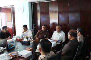 Rapat Koordinasi Ekstensifikasi Lahan Garam