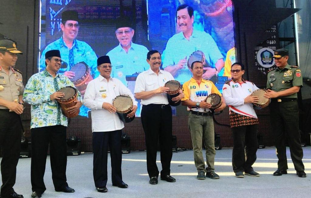 Jadi Primadona Indonesia, Luhut Berharap Halmahera Selatan Genjot Pariwisata