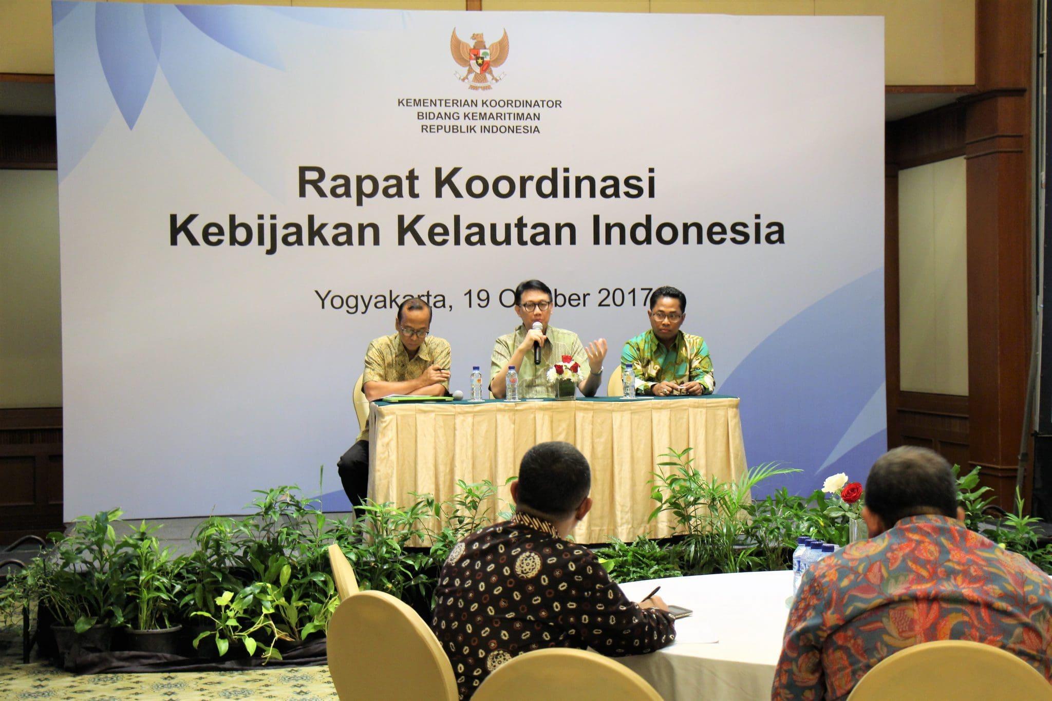 Deputi Havas Pimpin Rakor Penyusunan KKI di Yogyakarta