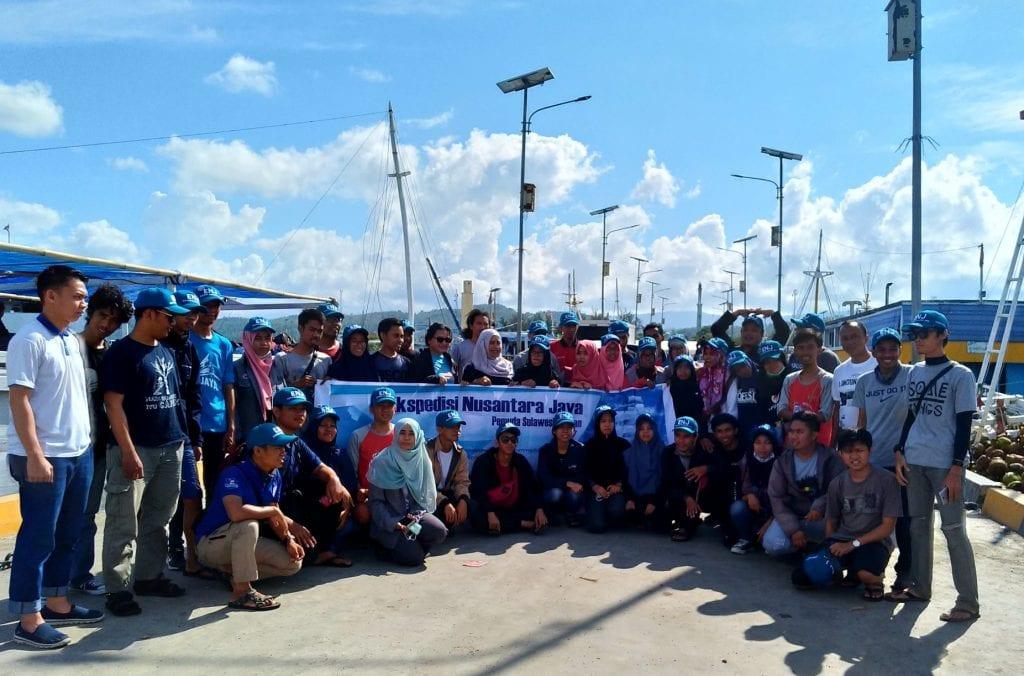 Tim ENJ Sulawesi Selatan Memulai Pengabdian di Kepulauan Selayar