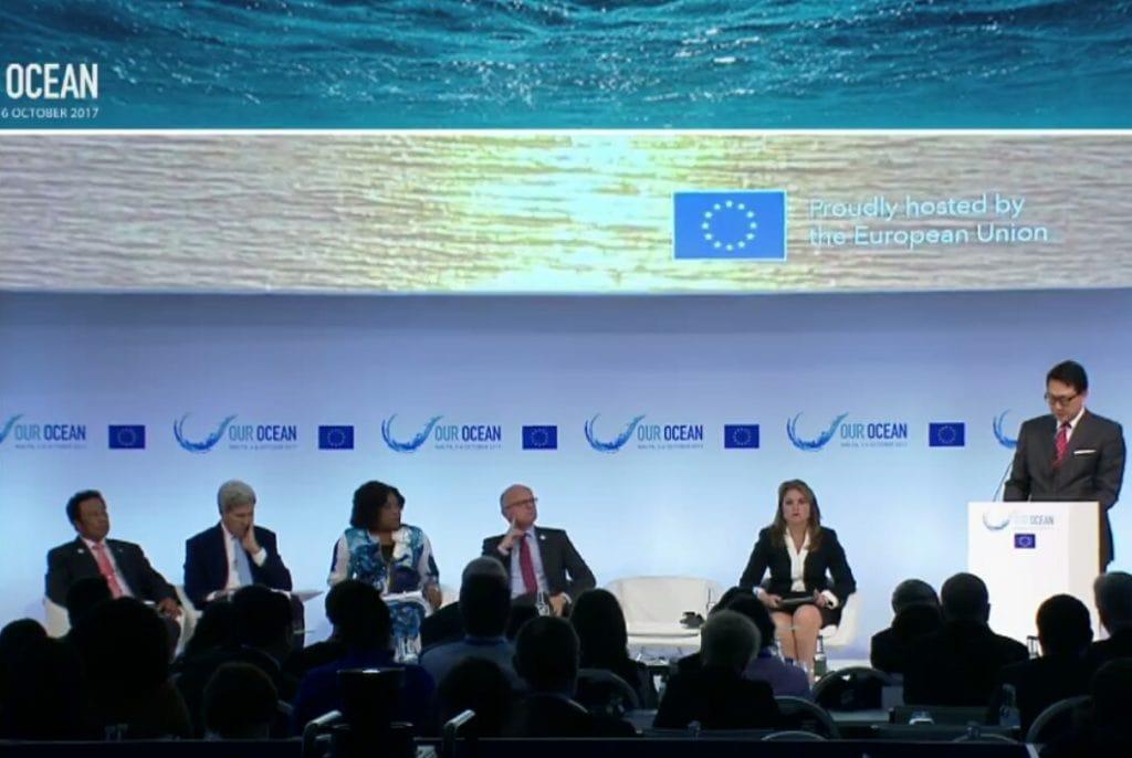 Indonesia Tegaskan Inisiatif Kepemimpinan dalam Isu Kelautan di Our Ocean Conference
