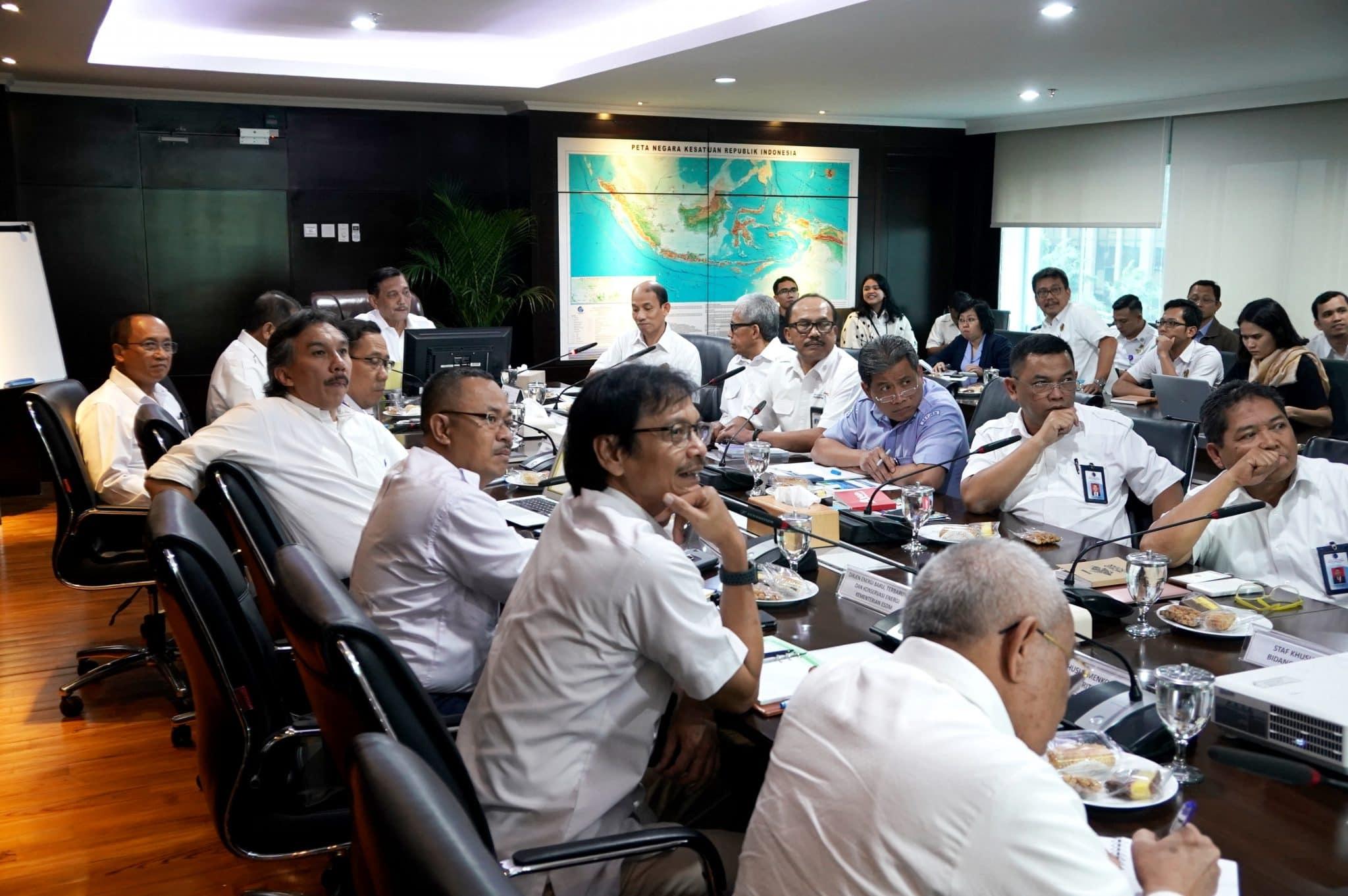 Rapat Evaluasi Pelaksanaan Kebijakan Strategis 2017 dan Rencana Kebijakan Strategis 2018
