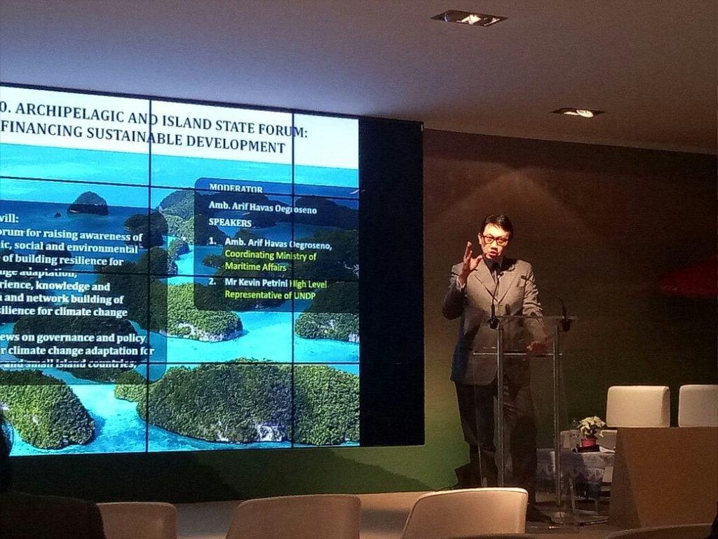Negara Kepulauan dan Negara Pulau Hadapi Ancaman Nyata Perubahan Iklim