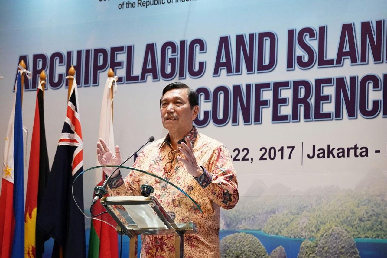Konferensi AIS Sepakati Pembentukan Forum Negara Kepulauan Atasi Dampak Perubahan Iklim