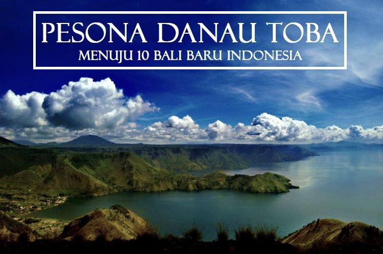 Infografis Destinasi Prioritas Danau Toba