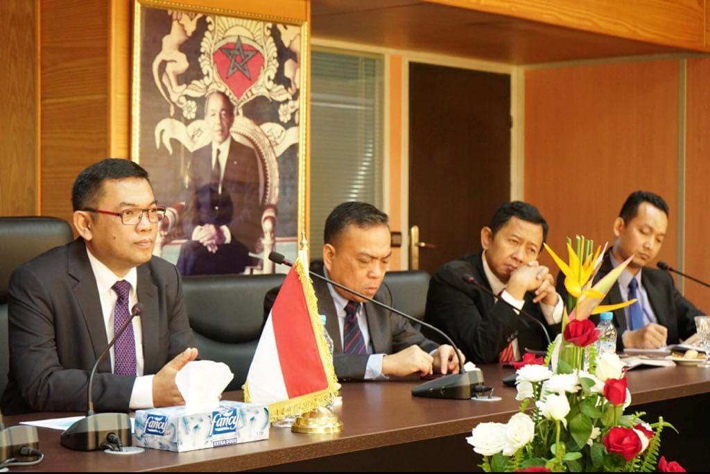 Indonesia – Maroko Siap Bangun Kerja sama Bilateral di Berbagai Sektor