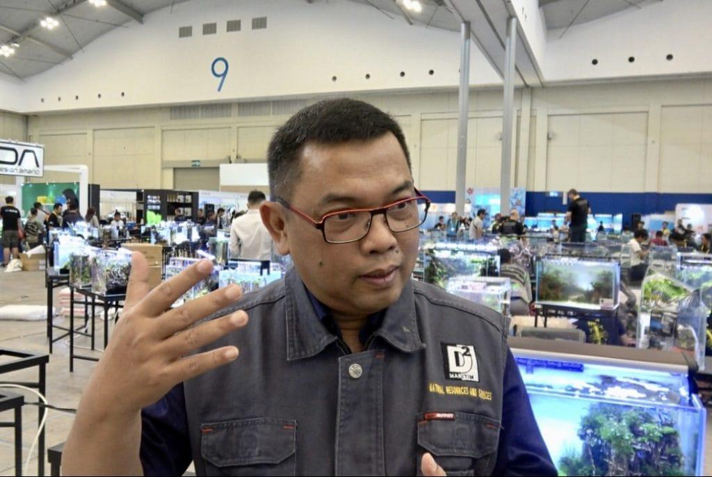 Nusatic 2017, Jurus Pemerintah Genjot Produksi Ikan Hias