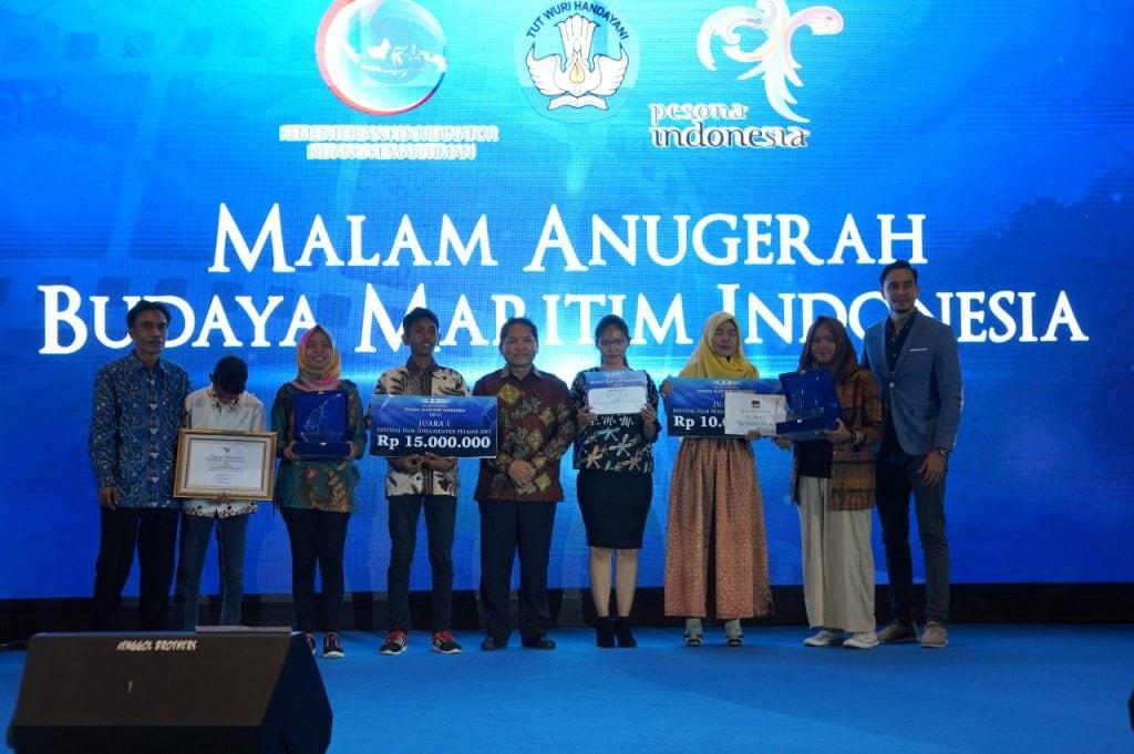 Sineas Muda Dari Indonesia Timur Menangi Festival Film Pendek Kemaritiman