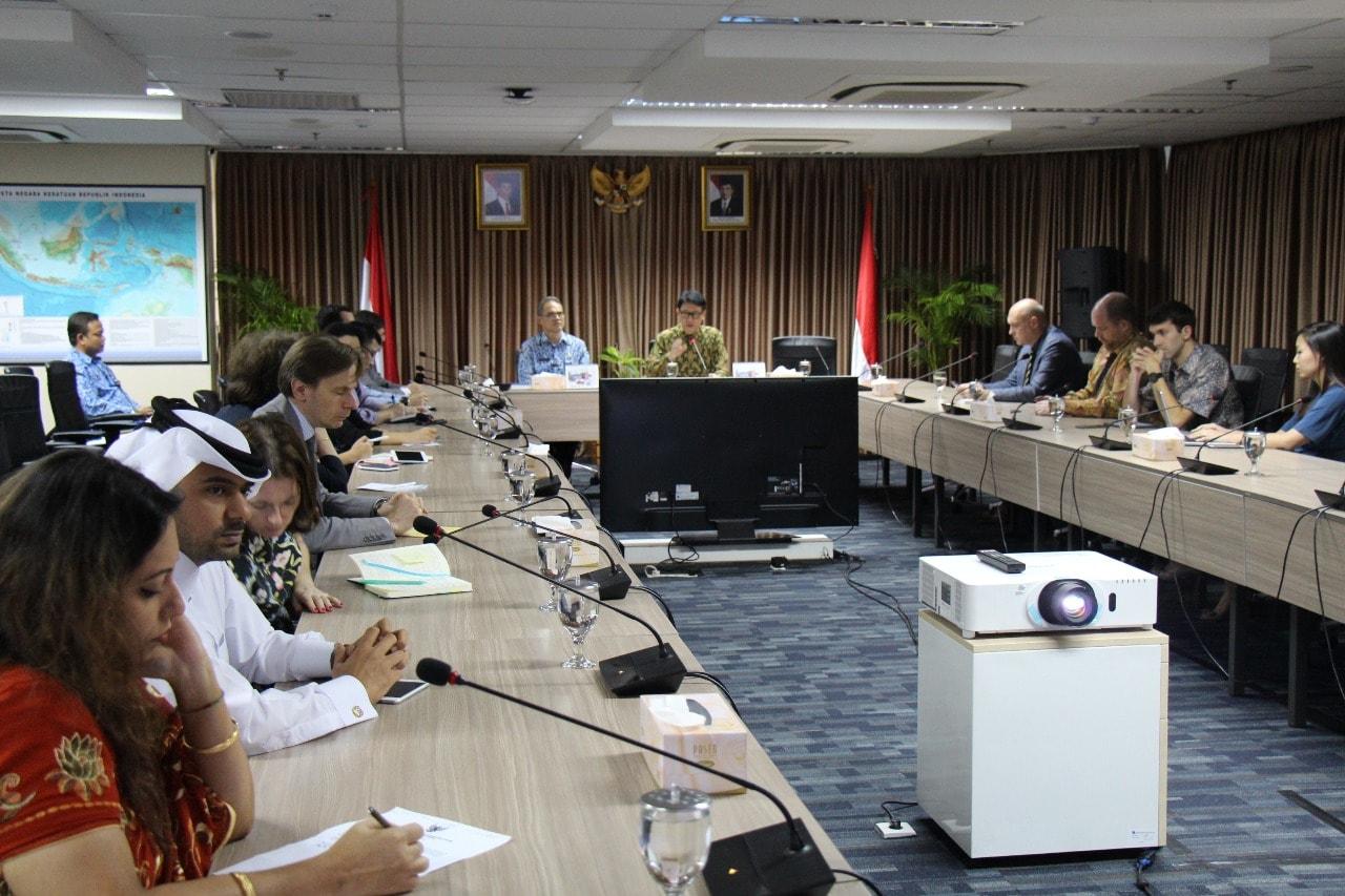 Pemerintah Minta Perwakilan Negara Asing Segera Kabarkan Bahwa Bali Aman