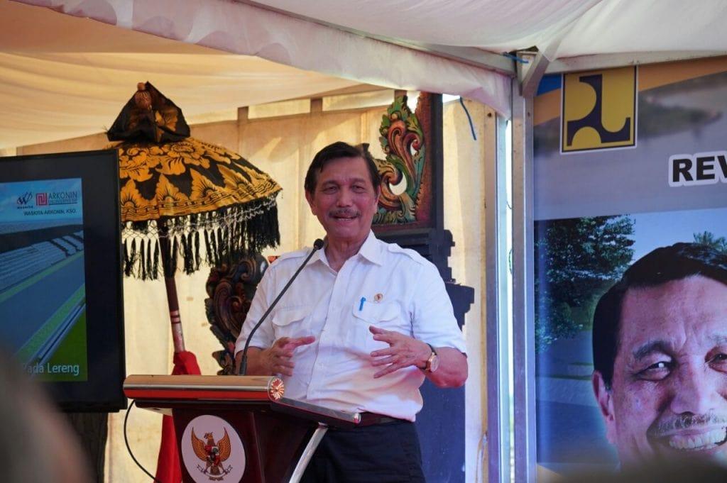 Revitalisasi TPA Regional Suwung sebagai Infrastructure Showcase AM 2018