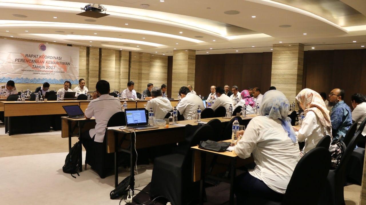 Pengarusutamaan Kemaritiman dalam Pembangunan Melalui Rapat Koordinasi Perencanaan Kemaritiman Tahun 2017