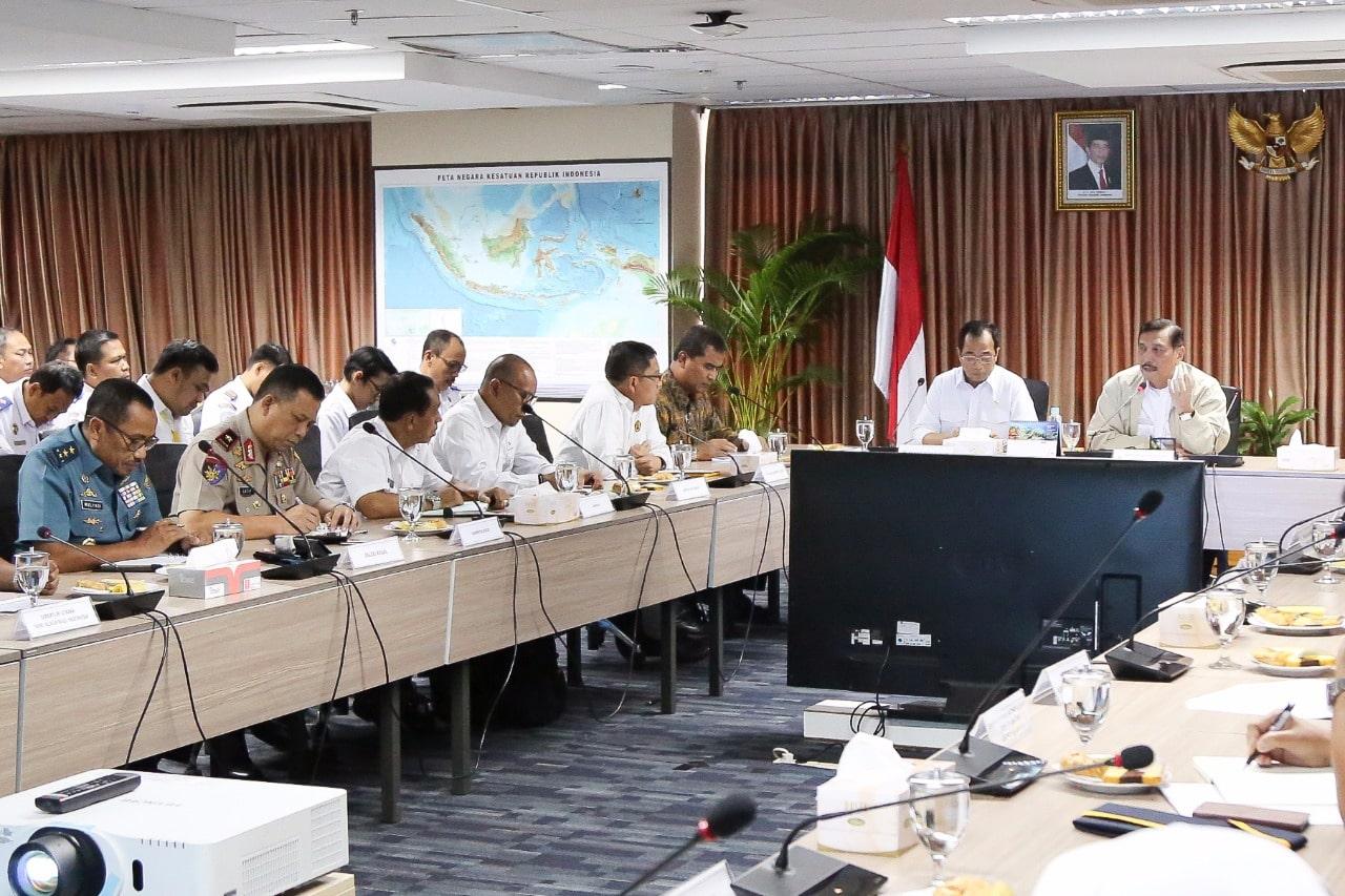 Rakor Lanjutan tentang Revitalisasi Biro Klasifikasi Indonesia (BKI)