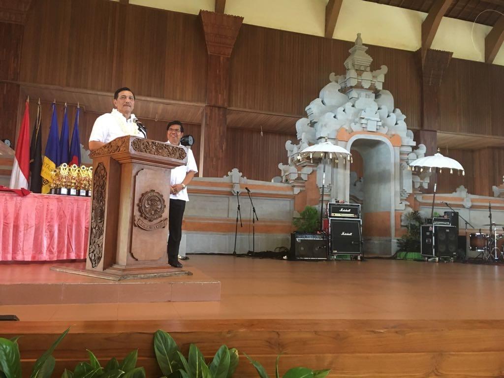 Menko Luhut: Pariwisata Negara-negara ASEAN Maju Pesat, Indonesia Perlu Meningkatkan Kualitas dan Jumlah SDM
