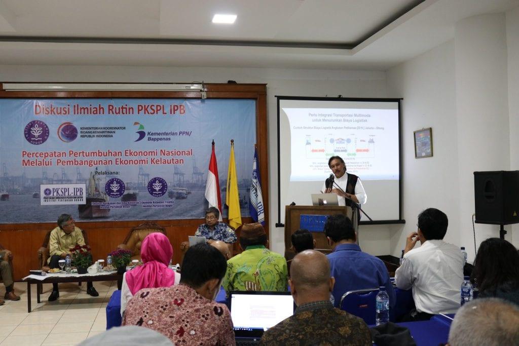 Sektor Kelautan Bukan Faktor Tunggal Penentu Keberhasilan Pembangunan Kemaritiman