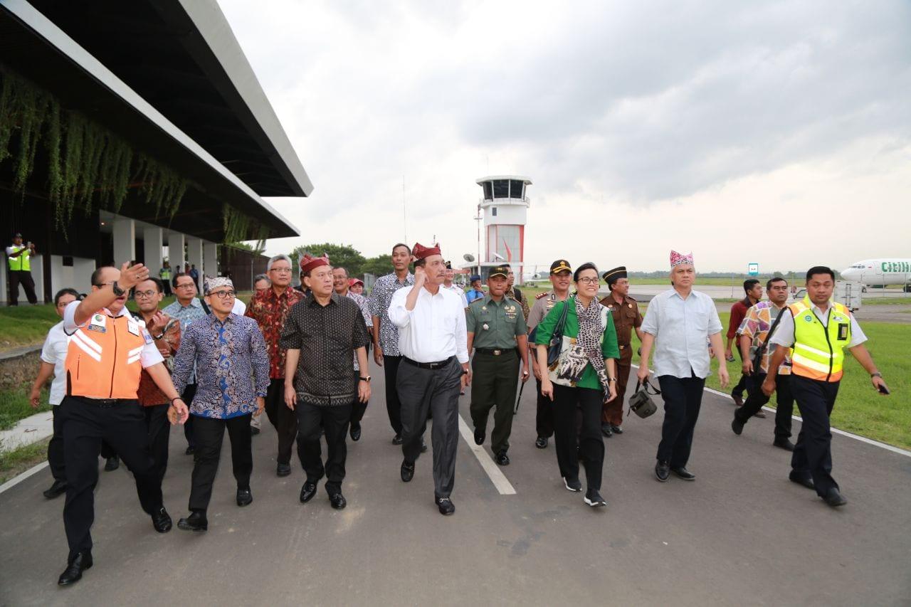 Menko Luhut: Media harus lebih banyak memberitakan hal baik tentang Indonesia