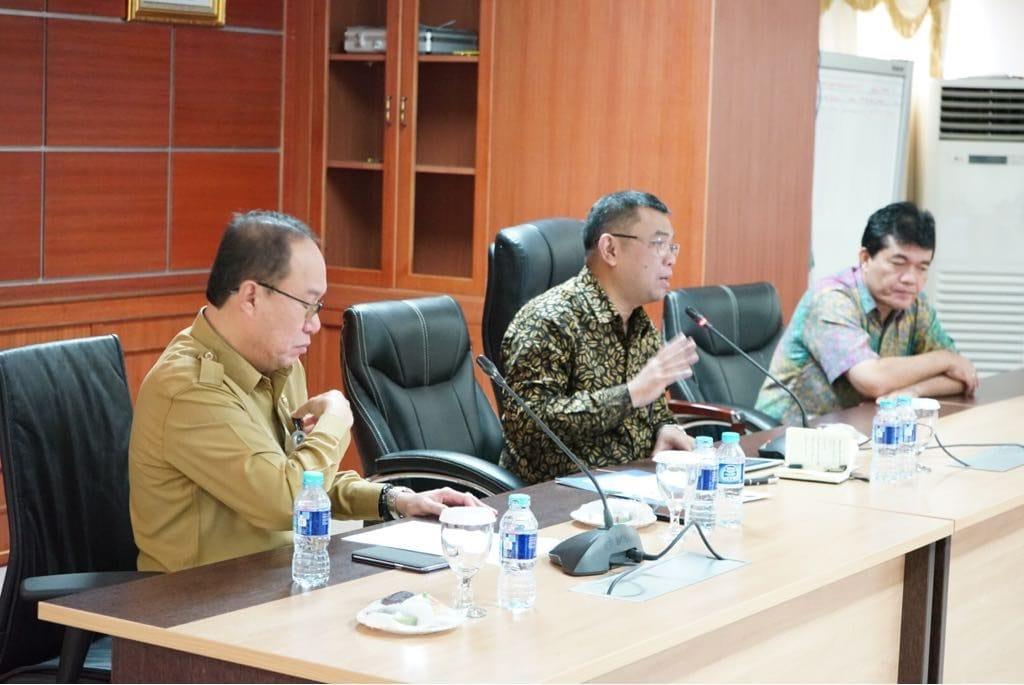 Pembentukan Tim Daerah sebagai Solusi Permasalahan Tumpahan Minyak di Kepulauan Riau