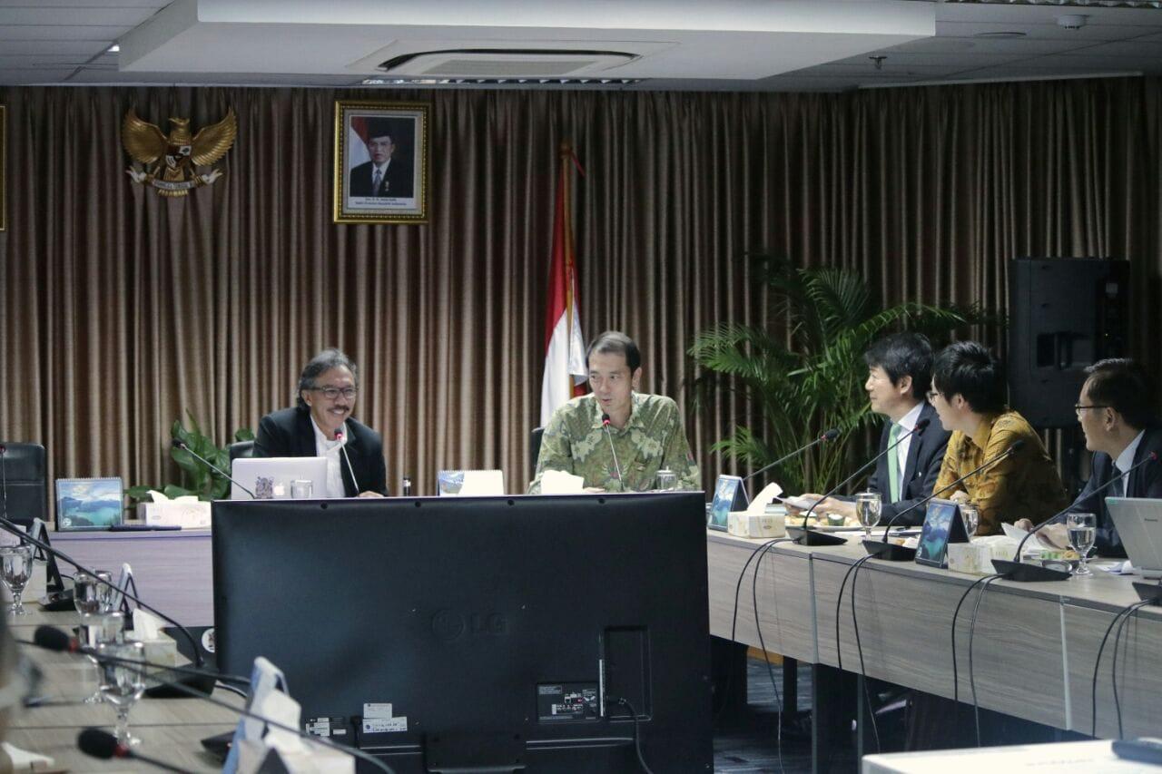 Rapat Persiapan Working Group dan Program Kerja Distribusi LNG Indonesia Timur