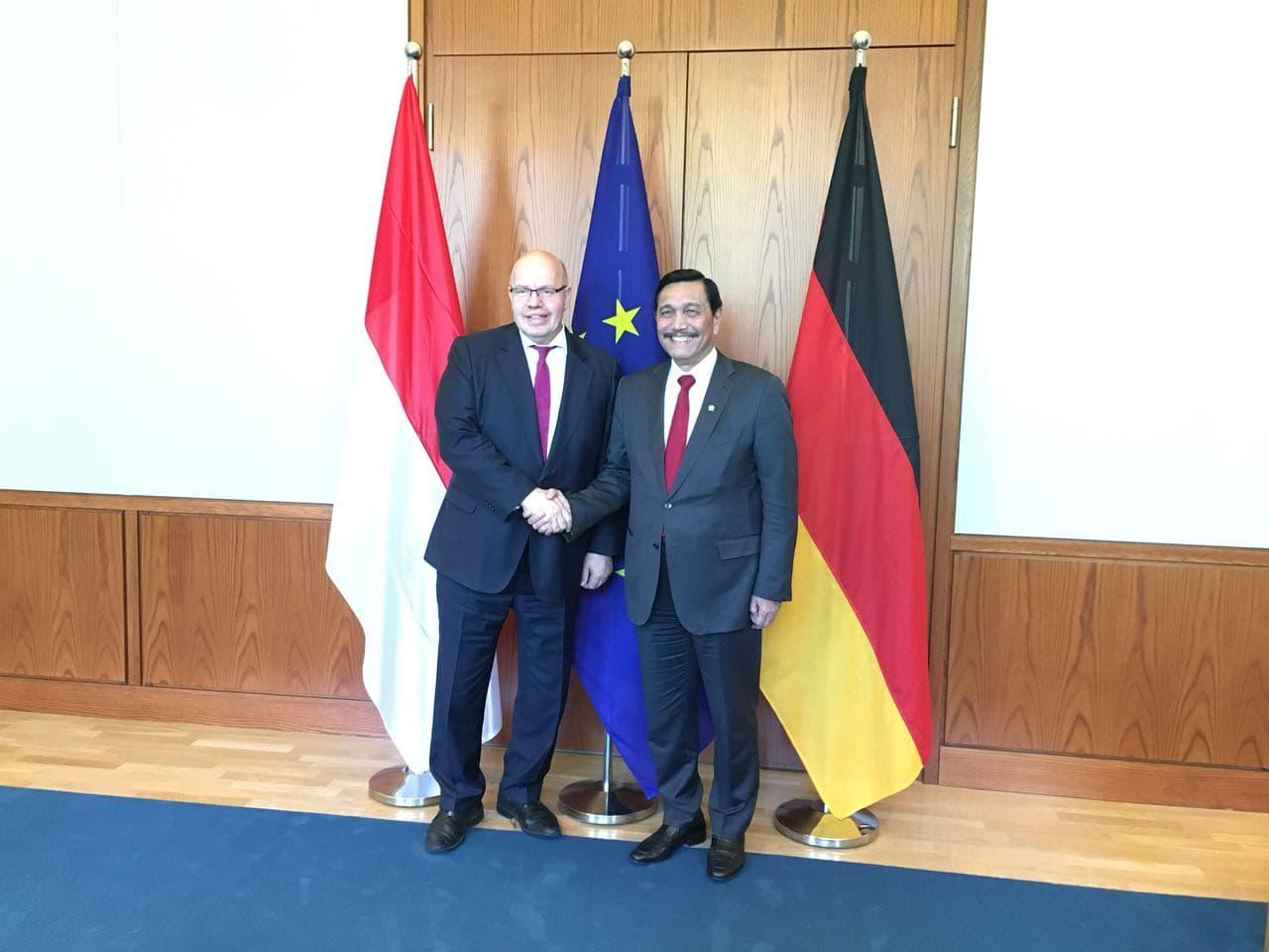 Jerman Tawarkan Bantuan Dirikan Pendidikan Vokasional di Indonesia