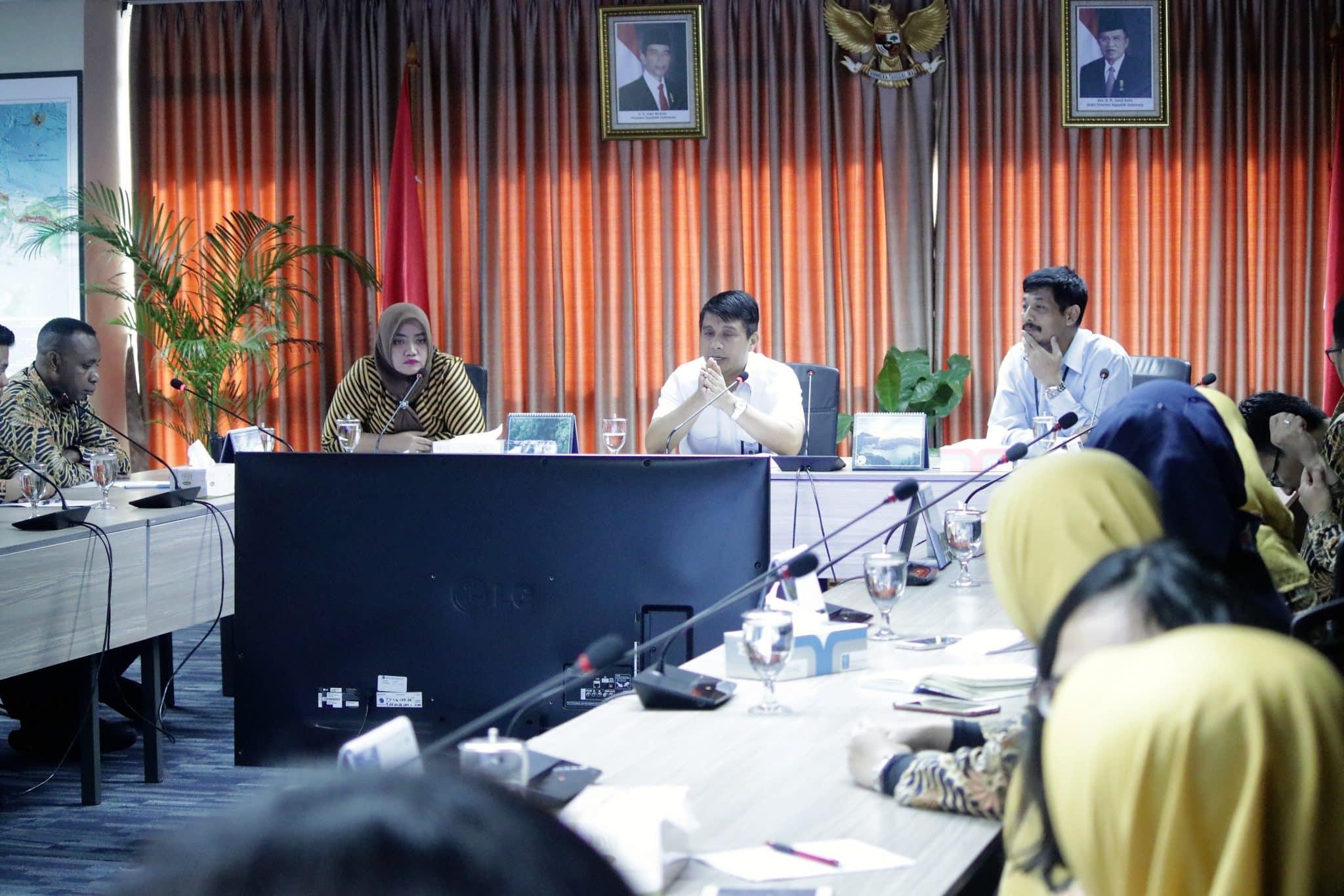 Pembekalan Pendidikan dan Pelatihan Bagi Calon Pegawai Negeri Sipil (CPNS) Kemaritiman