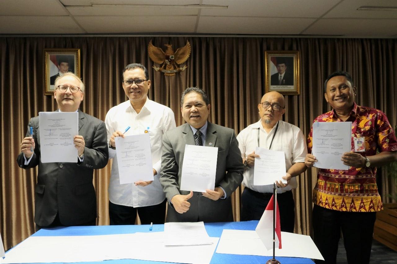 Sah! Perjanjian Kerja Sama Riset Implementasi River Clean Up Indonesia-Belanda ditandatangani