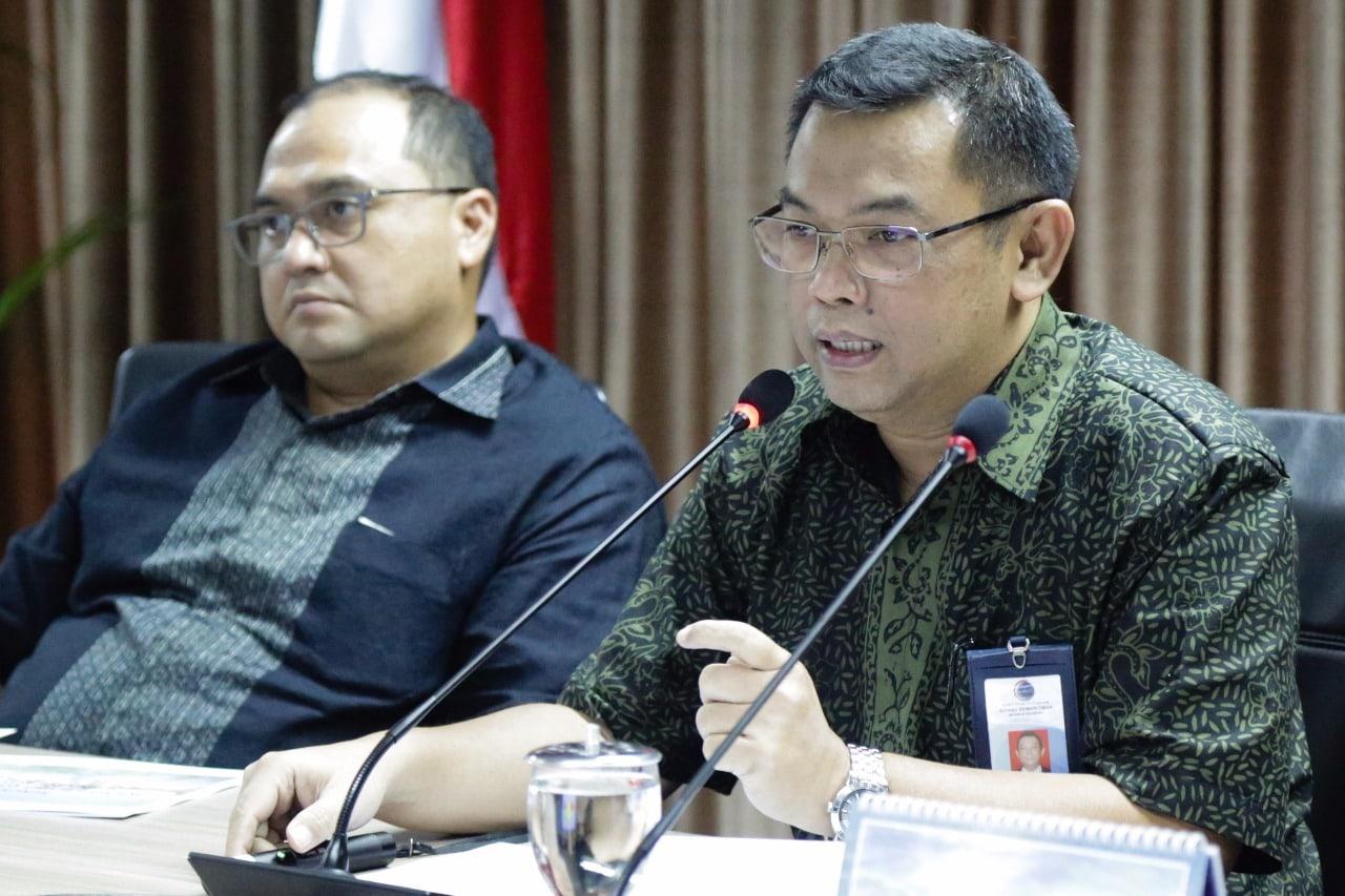 Deputi Agung Menerima Kunjungan Kerja Gubernur, Anggota DPRD dan DPD Provinsi Bangka Belitung