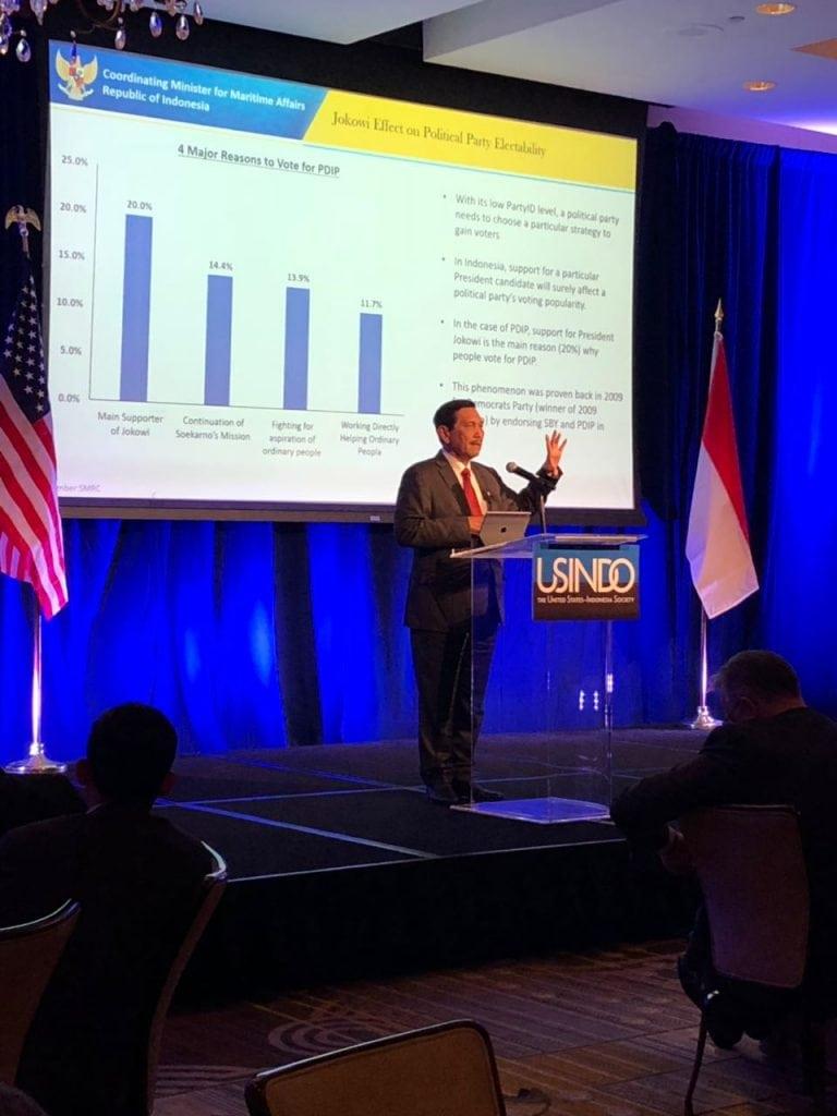 "Menko Luhut: ""Pembangunan di Indonesia untuk Mengembangkan Ekonomi dan Mempererat Kesatuan"""
