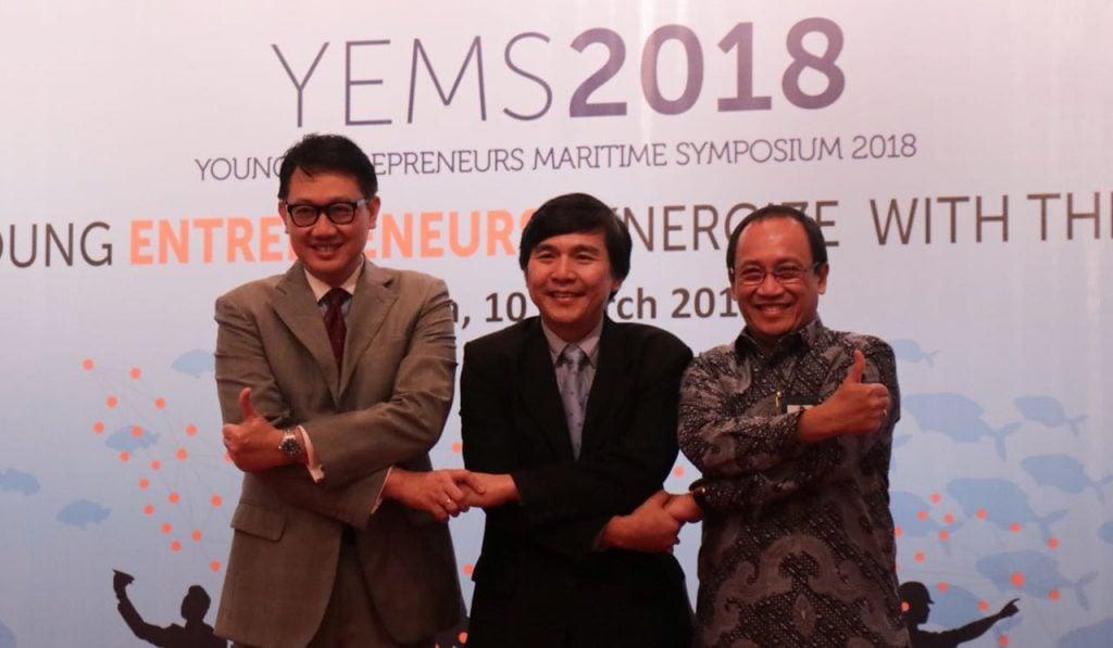 Kemenko Maritim Dukung Acara Young Entrepreneurs Maritime Symposium 2018