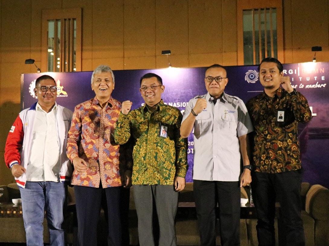 Seminar Nasional Transformasi Tata Kelola Garam Di Surabaya