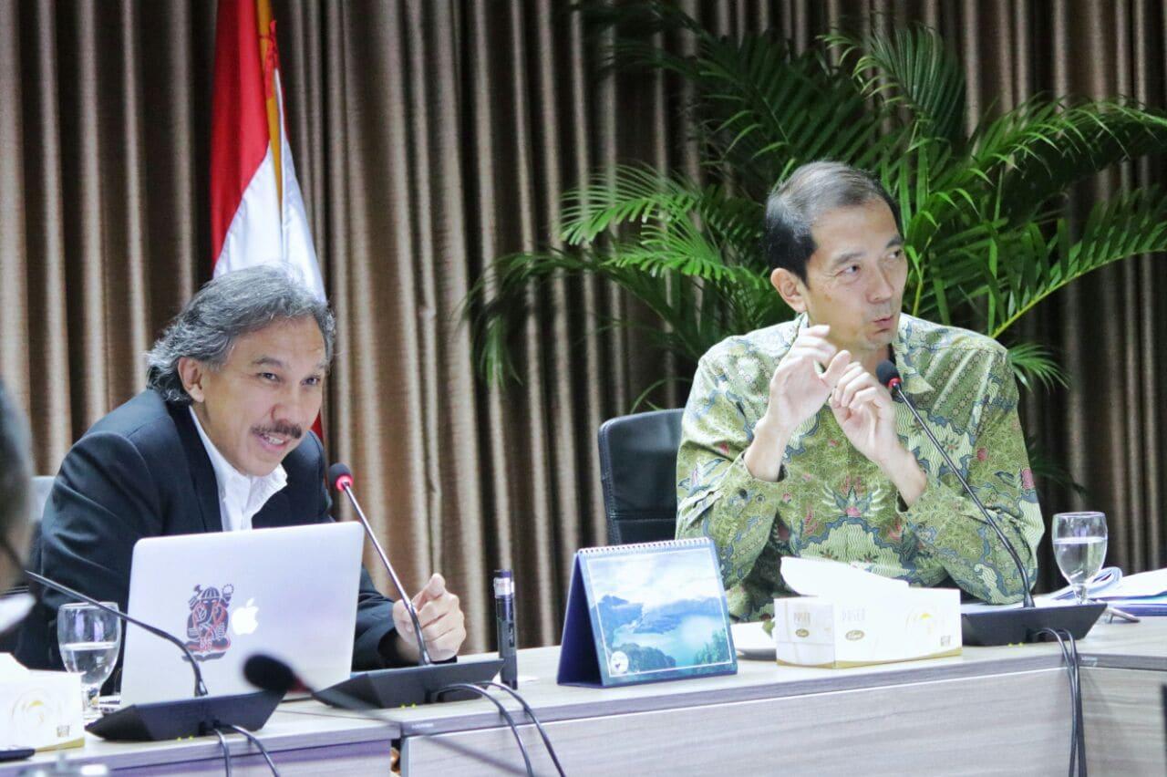 RI Gandeng Jepang untuk Distribusikan LNG dan Bangun Pembangkit Listrik di Indonesia Timur