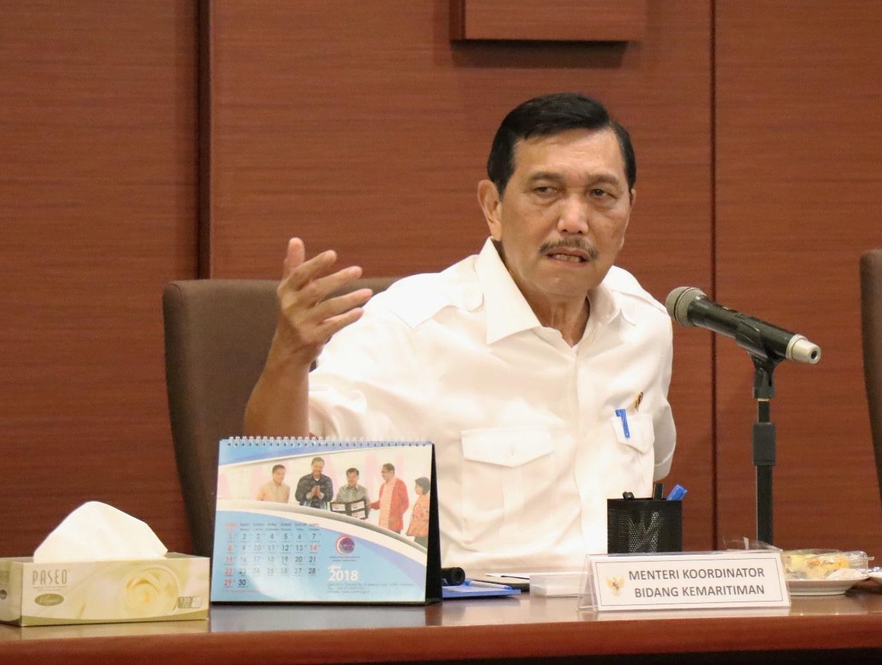 """Menko Luhut : """"Angka Kemiskinan Indonesia Turun Karena Sawit"""""""