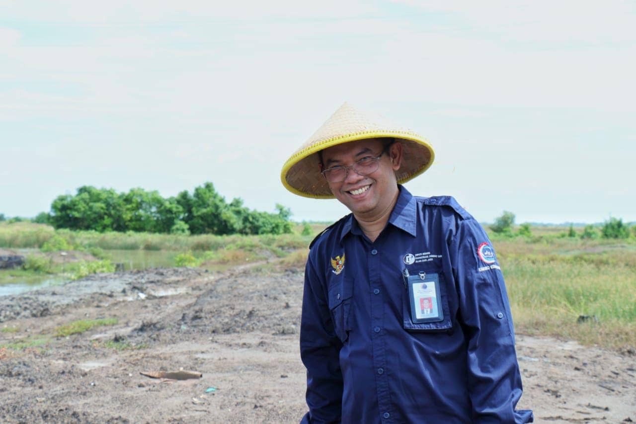 Kemenko Maritim Adakan Kajian Produksi Air Tawar dari Air Laut dengan Metode Kondensasi Di Cirebon