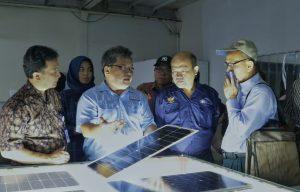 Lampu Tenaga Matahari Solusi Penerangan Daerah Terpencil