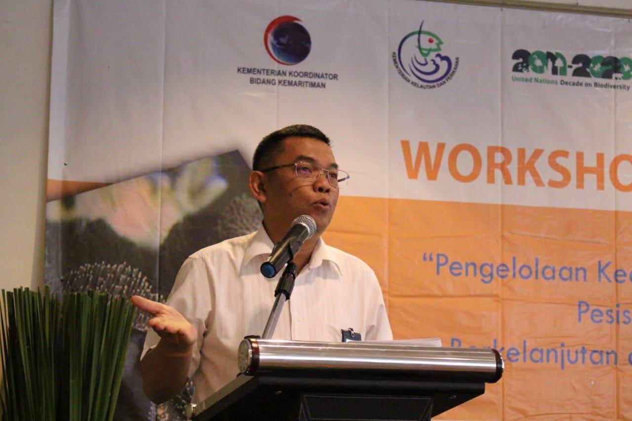 Kemenko Maritim: Perlu Kerja sama K/L dalam Menjaga Keberagaman Hayati Indonesia