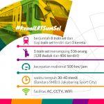 Seluruh Uji Sarana dan Prasarana LRT Sumsel Ditargetkan Selesai Bulan Juli