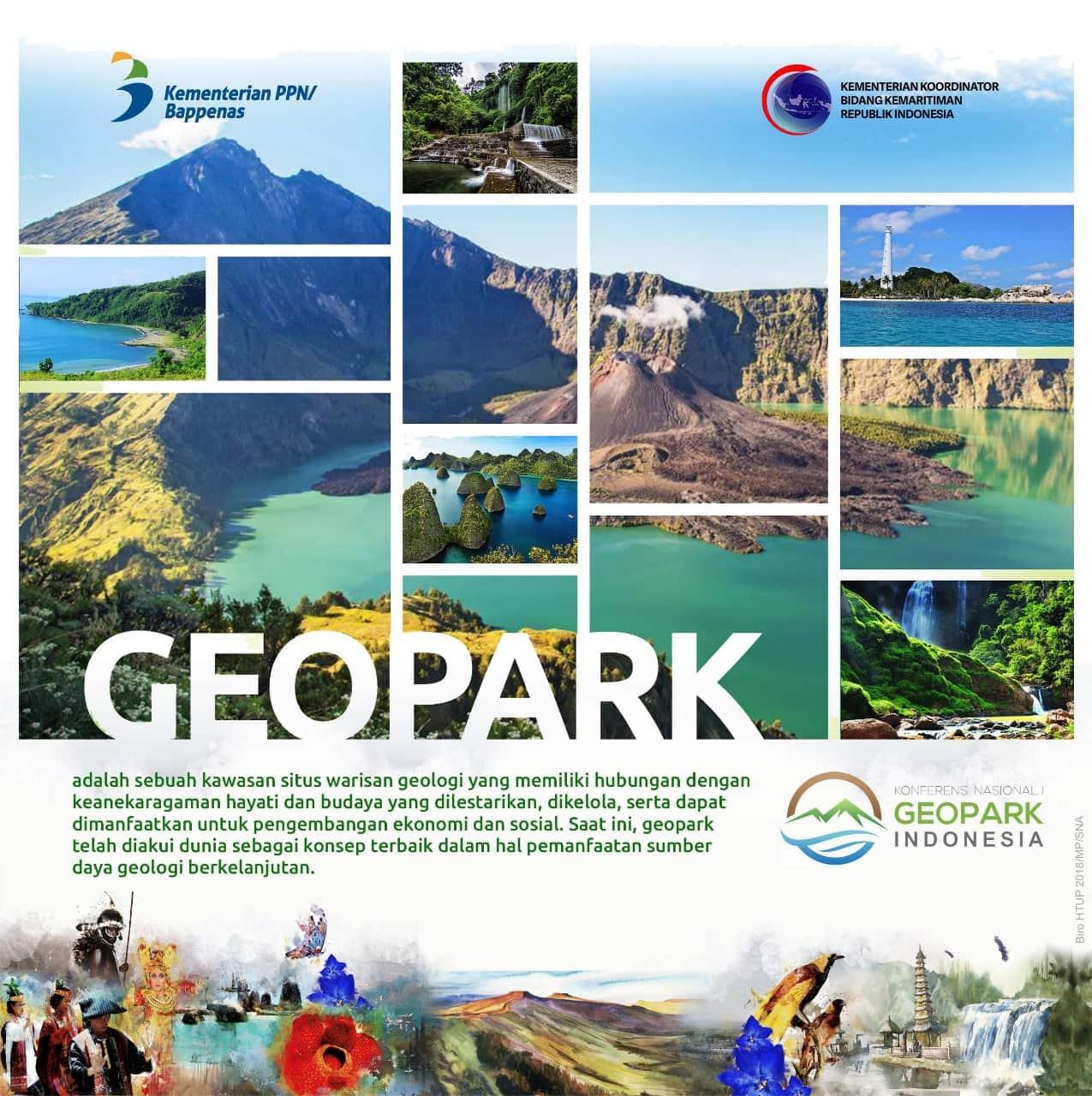 Geopark Indonesia Mendunia: Implementasi Sustainable Development Goals melalui Pengembangan Geopark