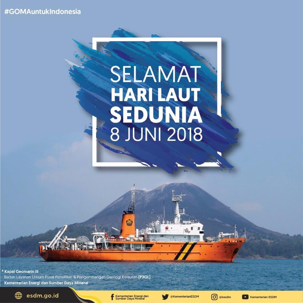 Goma Untuk Laut Indonesia