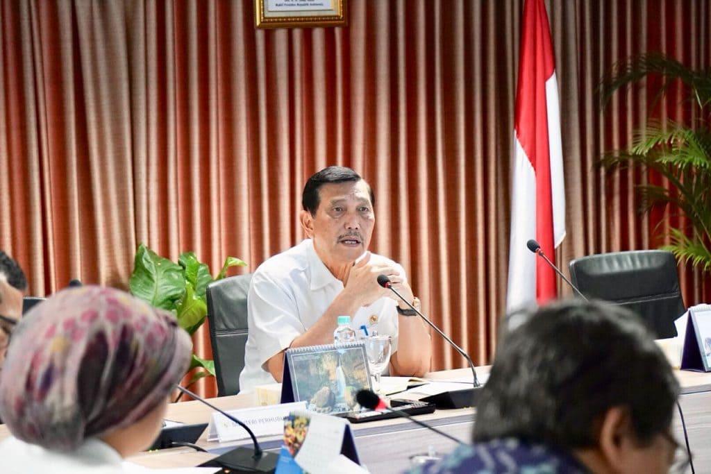 Rapat Mengenai Lahan Kwarnas LRT