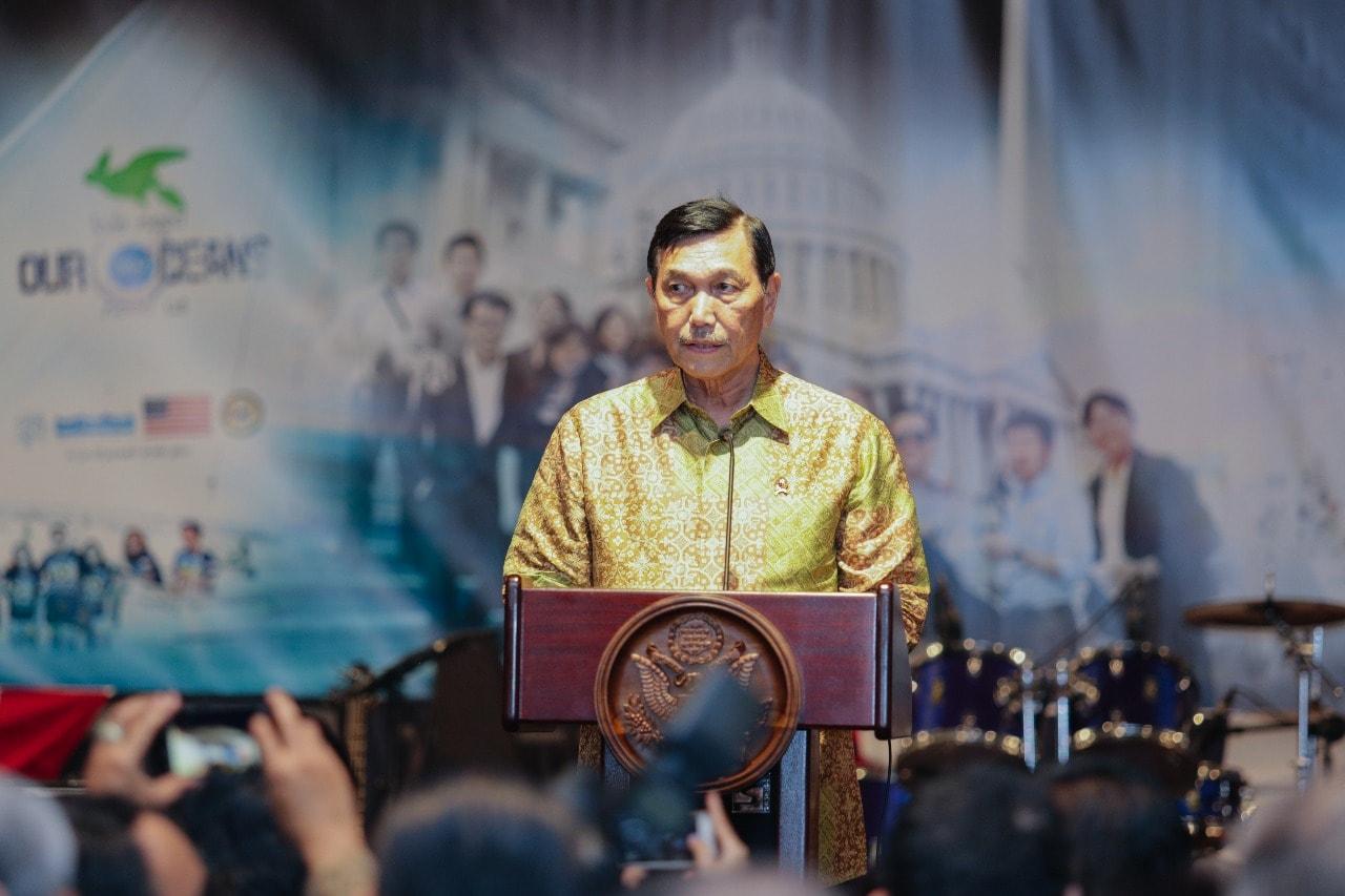 """Menko Maritim """"Amerika Memandang Indonesia Sebagai Negara Penting"""""""