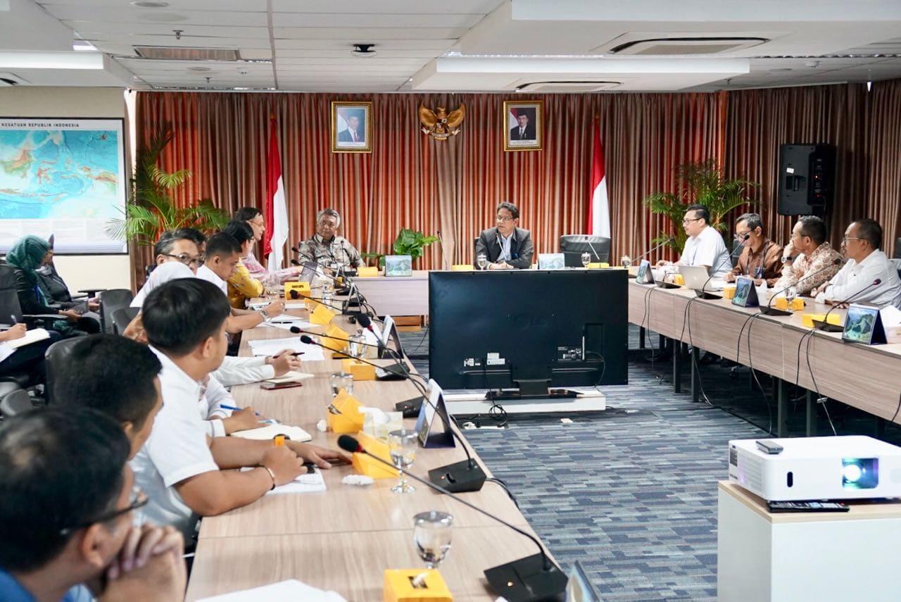 Deputi Purbaya Pimpin Rapat mengenai Perkembangan Kerjasama Kemitraan RI-UE