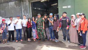 Kemenko Maritim Mengajak Komunitas Media dan Netizen Menyelamatkan Citarum
