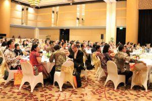Menko Luhut B. Pandjaitan menghadiri Undangan sebagai Keynote Speaker pada Shell Scenarios Forum