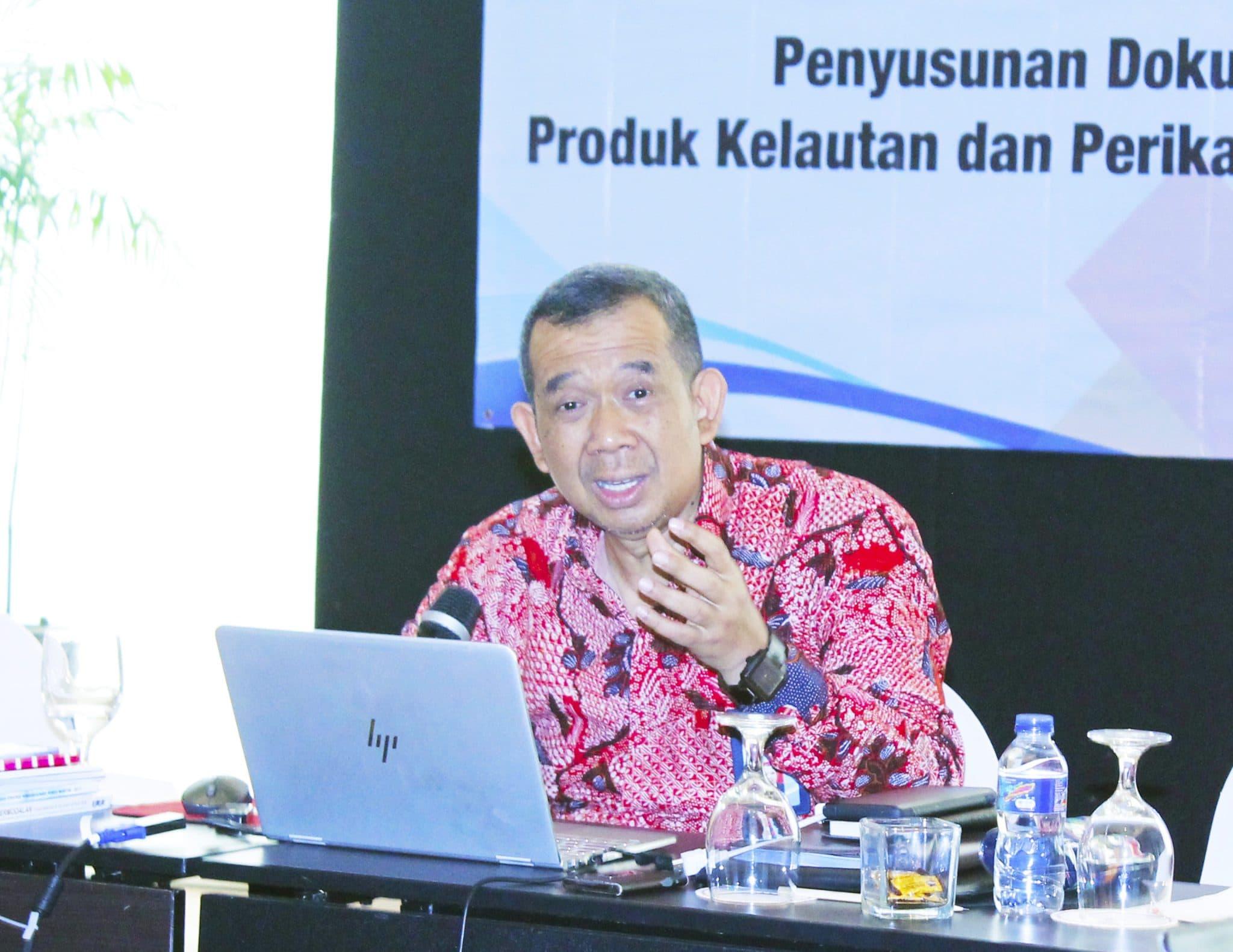 Kemenko Maritim Inisiasi Dokumen Klastering Industri Inovasi Produk Kelautan dan Industri Perikanan Unggulan