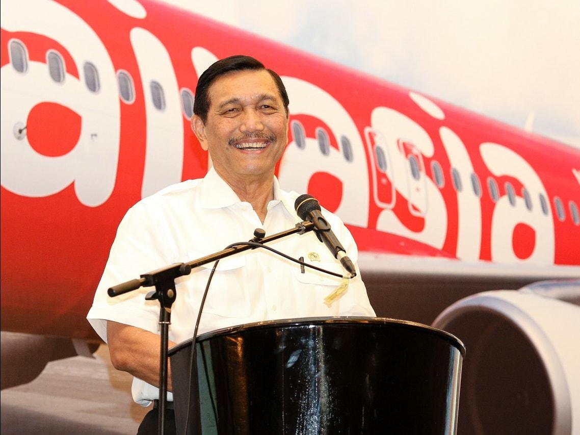 Menko Luhut: Silangit bisa menjadi hub penerbangan regional