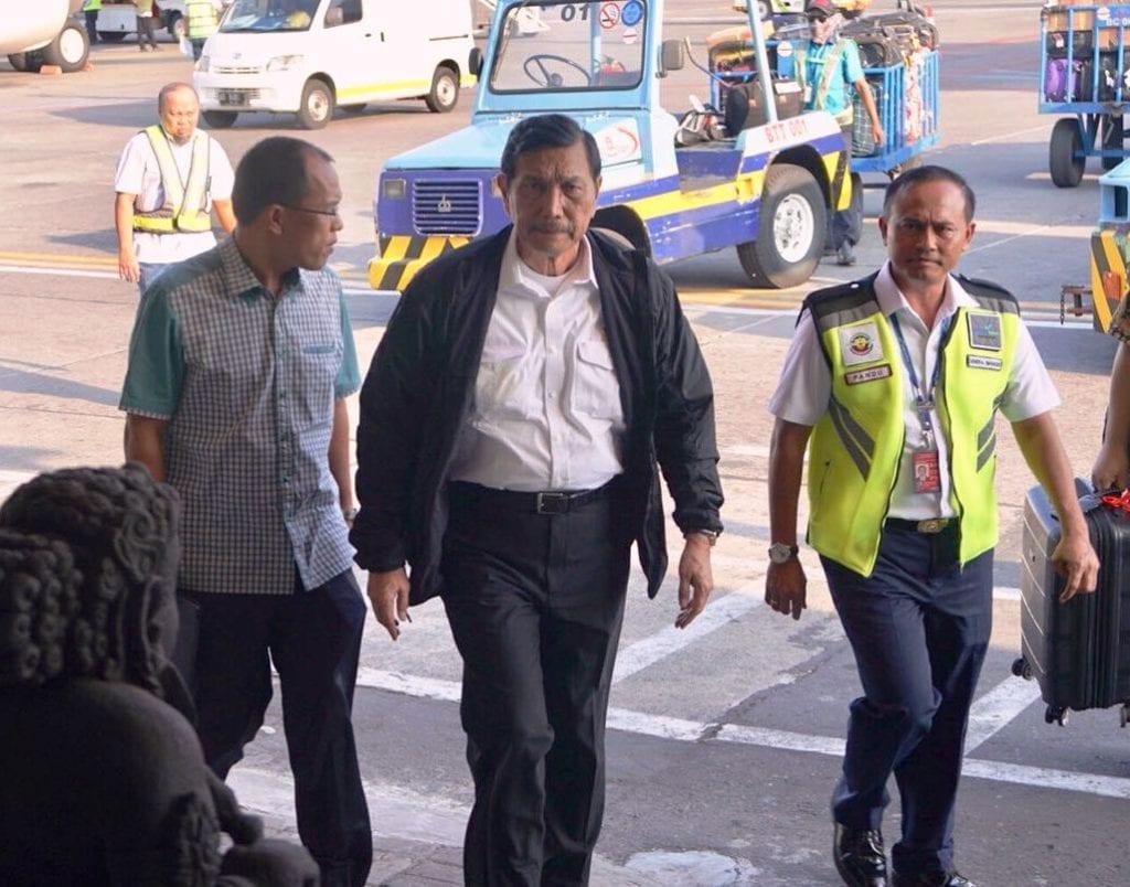 Menko Luhut Pimpin Koordinasi agar Bandara Baru Jogja Mulai Beroperasi 2019