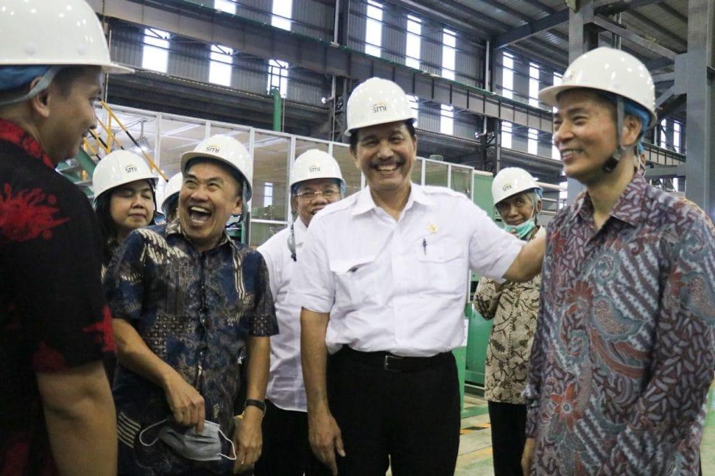 Menko_Maritim_Luhut_B._Pandjaitan_Mengunjungi_Indonesia_Morowali_Industrial_Park___1_