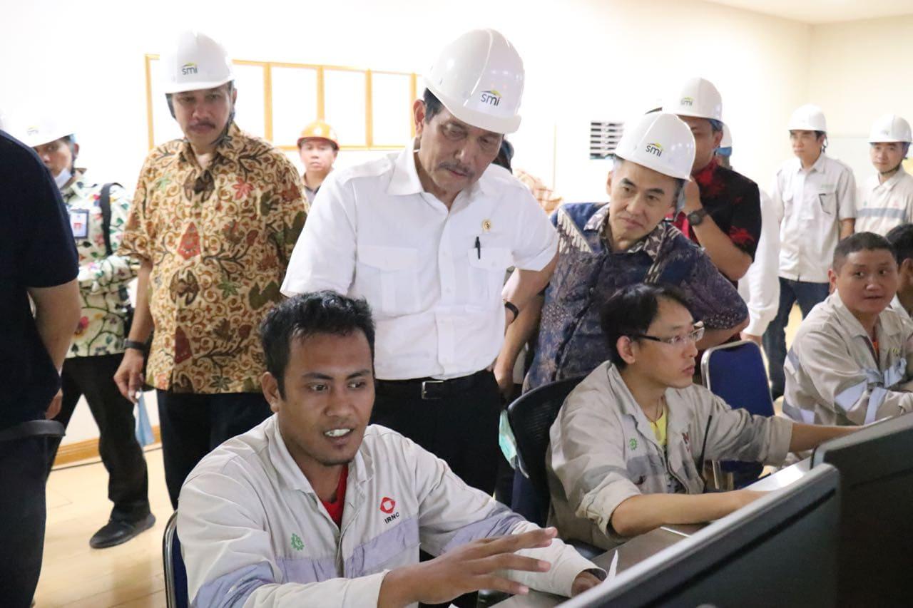 Menko_Maritim_Luhut_B._Pandjaitan_Mengunjungi_Indonesia_Morowali_Industrial_Park___4_