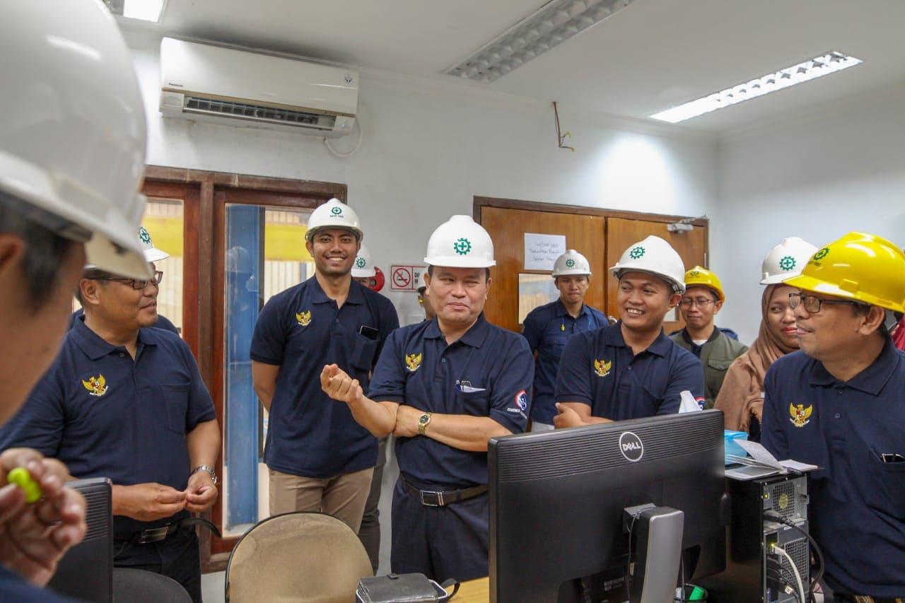Pemerintah Pusat dan Daerah Bersinergi Membangun Jaringan Gas