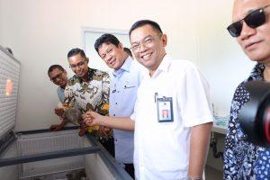Meninjau Pabrik Pengolahan Hidrolisat Protein Ikan (HPI)