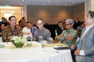 Menko Kemaritiman di Seminar NasionalSustainability for All Towards an SDG Focused Roadmap